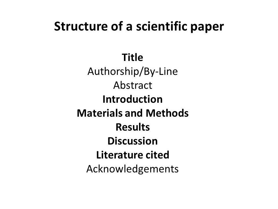 Scientific attitude essay