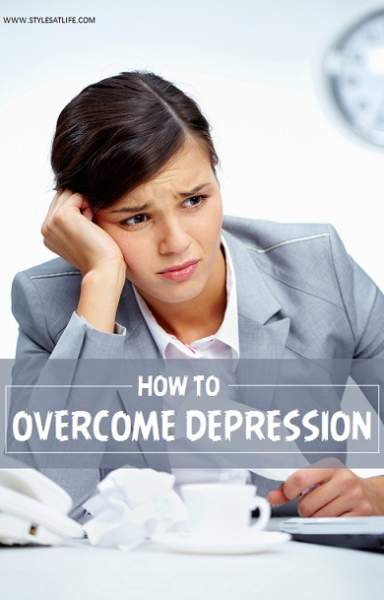 Depression how to overcome
