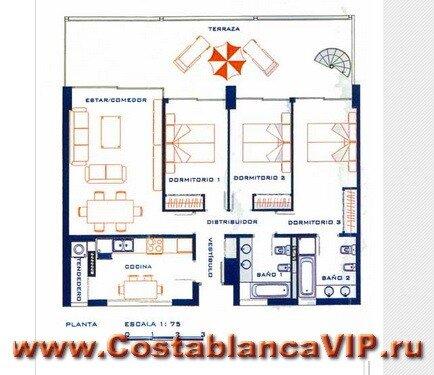 Новые Квартиры в Torrevieja - Bravos Estate