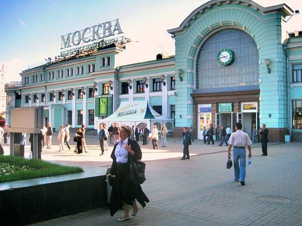 Гостиницы в москве возле белорусского вокзала