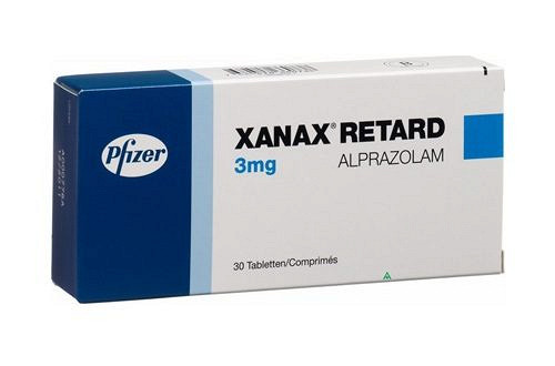 Xanor alprazolam price