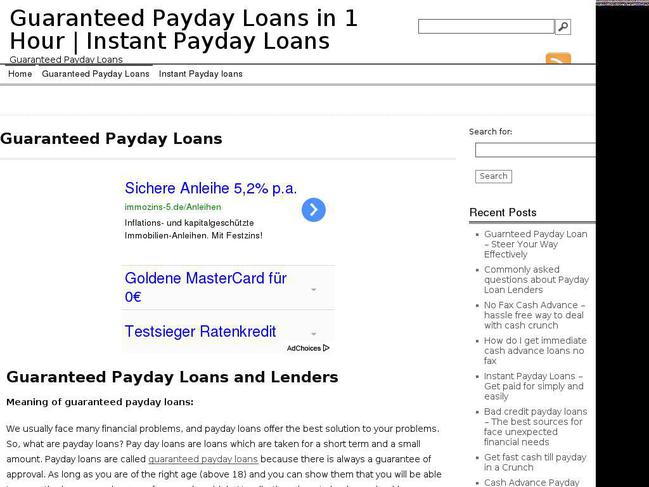 White plains payday loans