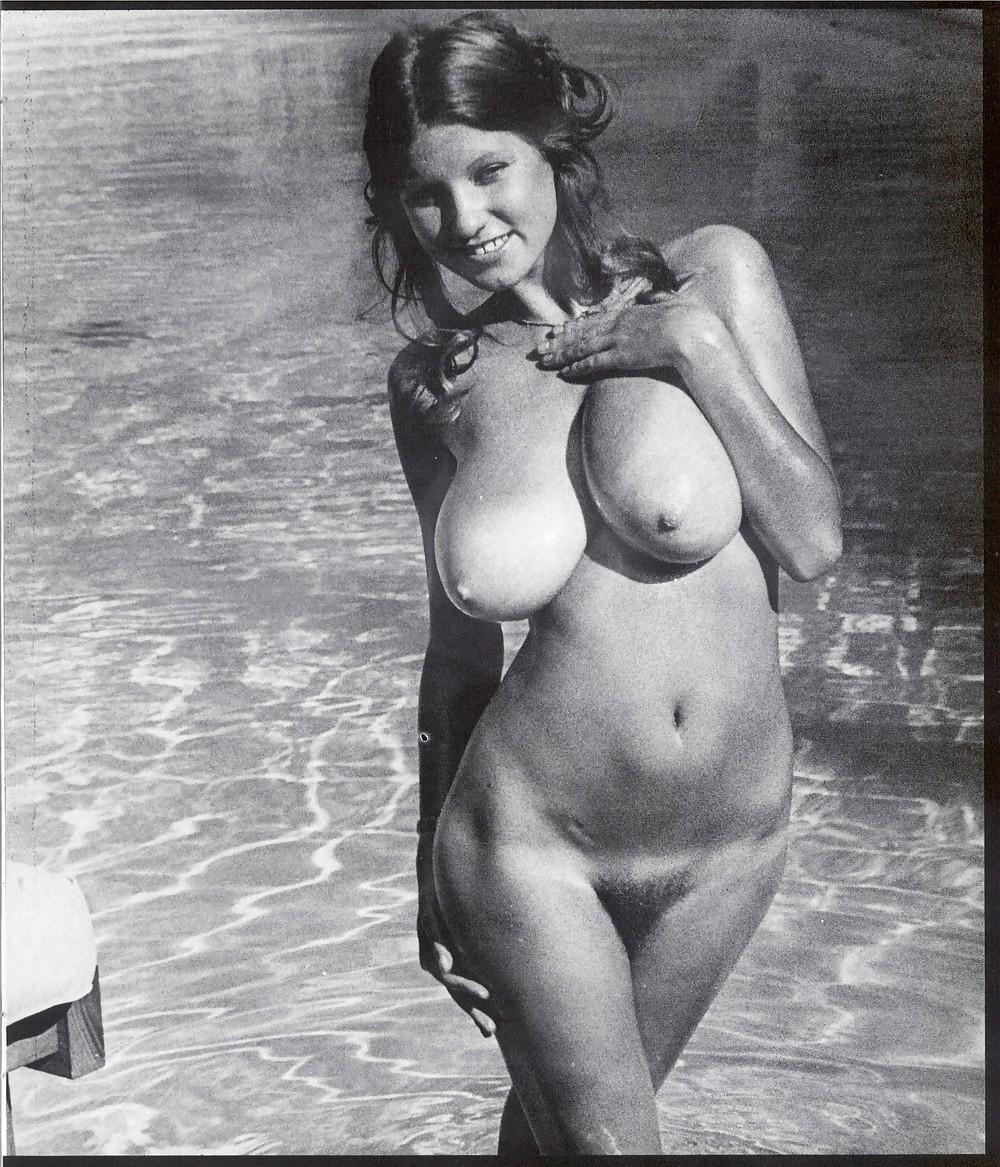 голые женщины в 60-х годах фото