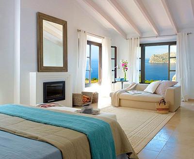 Квартира в испании внутри