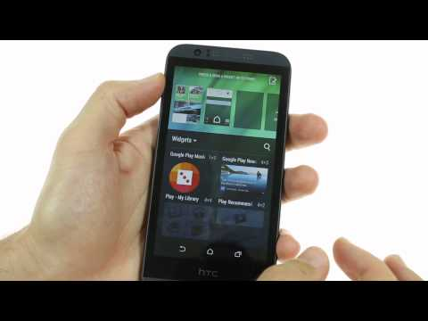 HTC Desire 510 Manual, Update, Backup and Reset