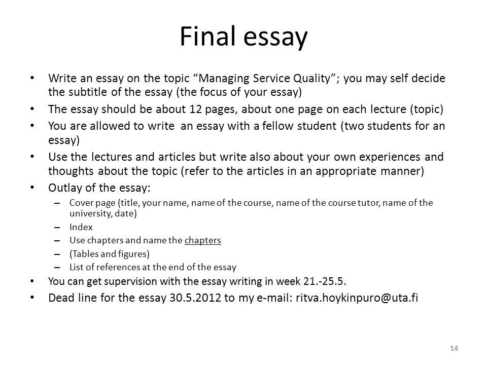 Buy writing essay service