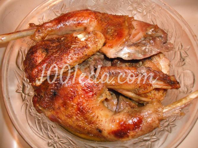 курица фольге рецепт фото