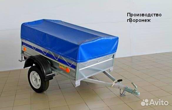 Прицепы для легковых автомобилей в вологде