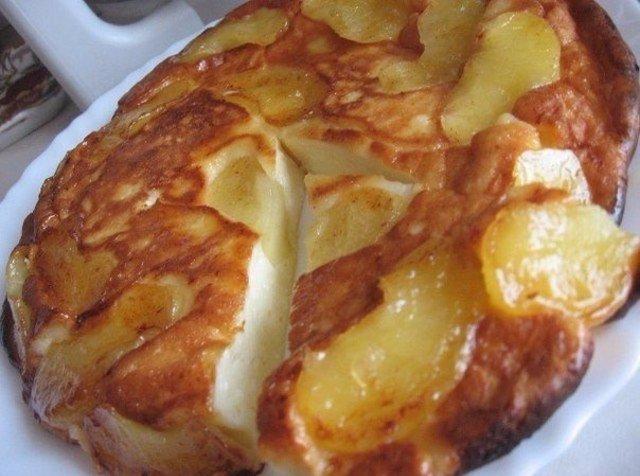 Блюда из яблок рецепты быстро и вкусно с фото на зиму