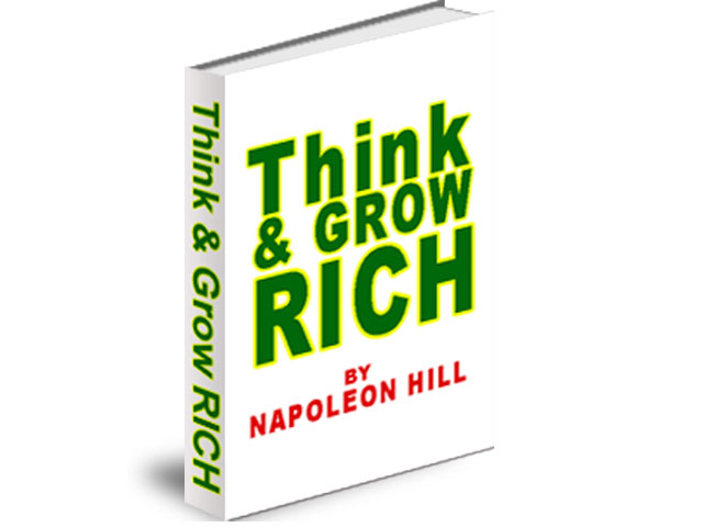 Think And Grow Rich : Free Download