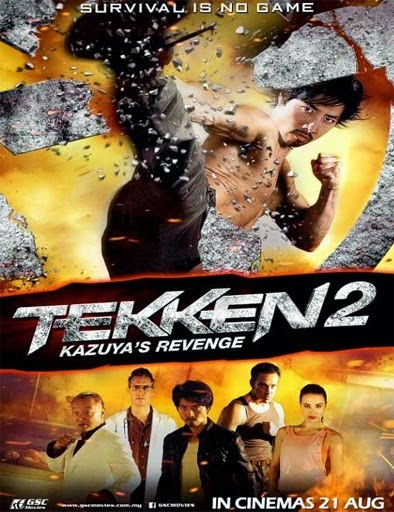 Watch TEKKEN FULL Free Online HD - CMovies4ucom