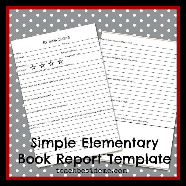Book Report 3 4 – Free Book Report Worksheet - JumpStart