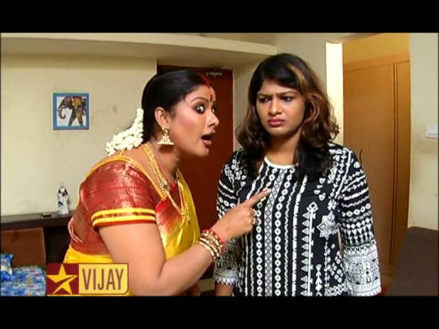 Deivam Thandha Veedu 28-03-2017 Serial Vijay TV
