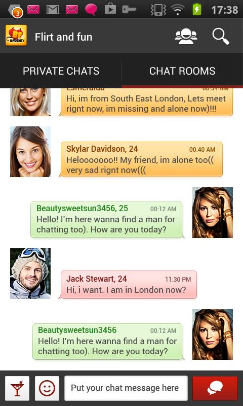 Dating chat online site