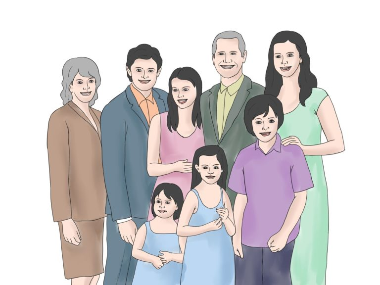 Relationship with family essay
