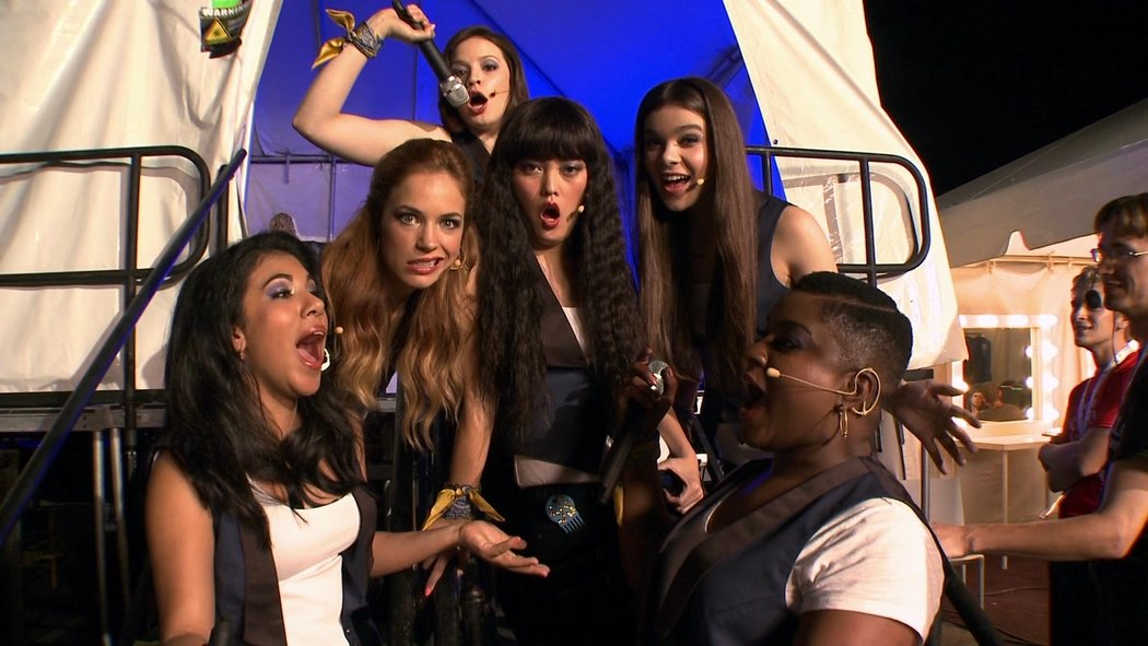 Let the Bass Drop (Pitch Perfect 2 Fan Fiction) - Quotev