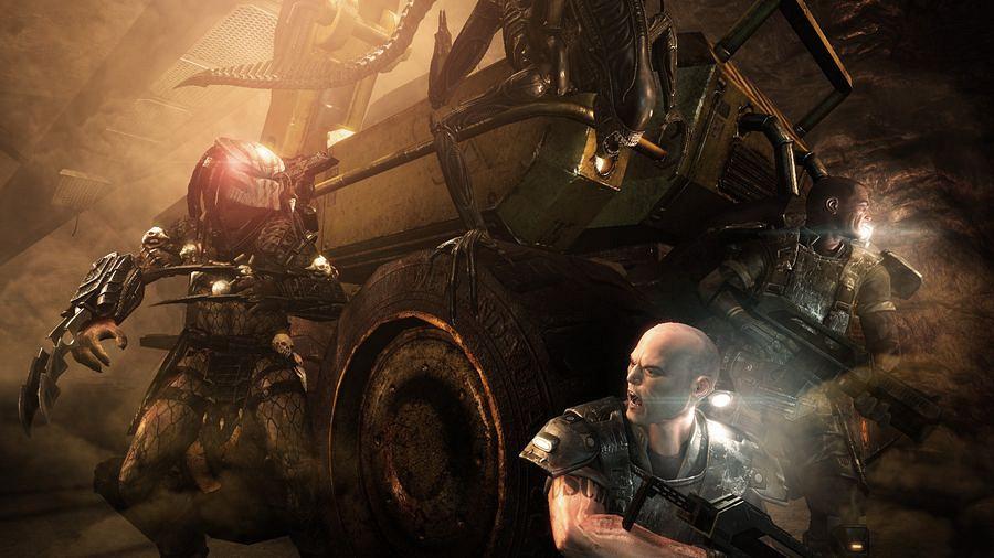 Aliens VS Predator 3 Trailer - vido Dailymotion
