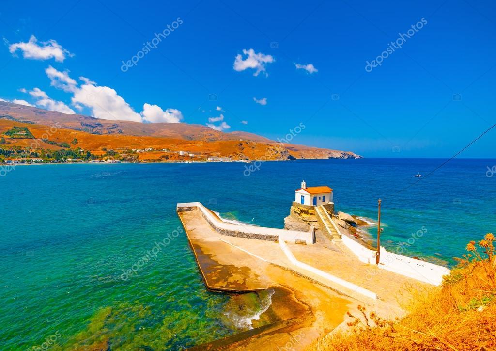 Недвижимость в Андрос у моря