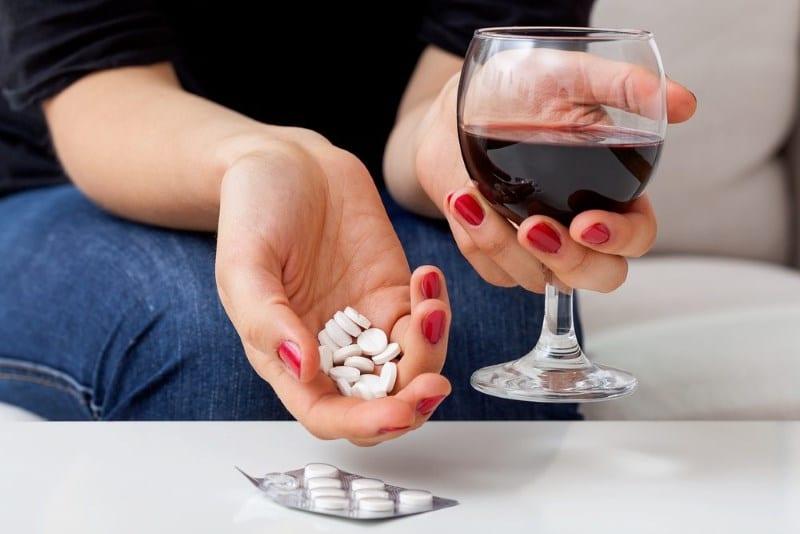 Трихопол как лечит алкоголизм