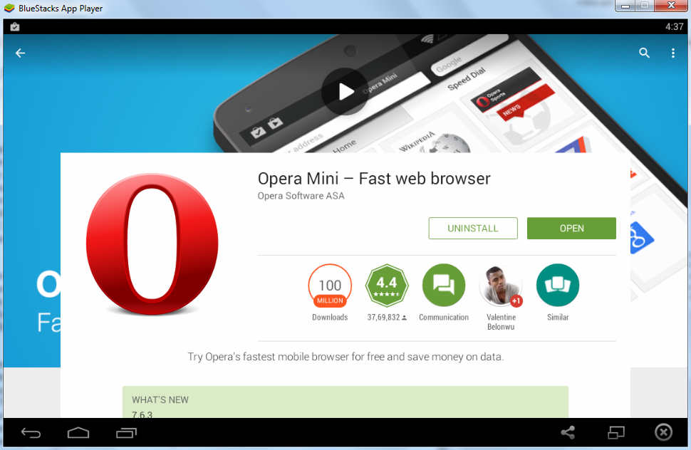 Opera Mini APK Download for Android PC Free Web