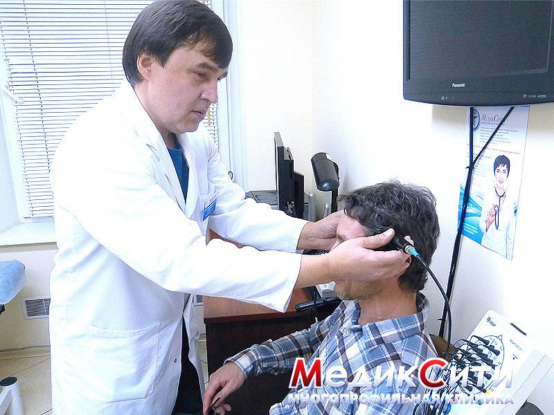 Лечение эректильной дисфункции в москве