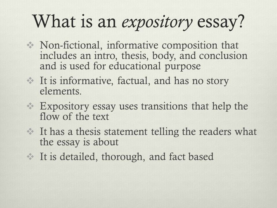 Write my creative nonfiction essay topics