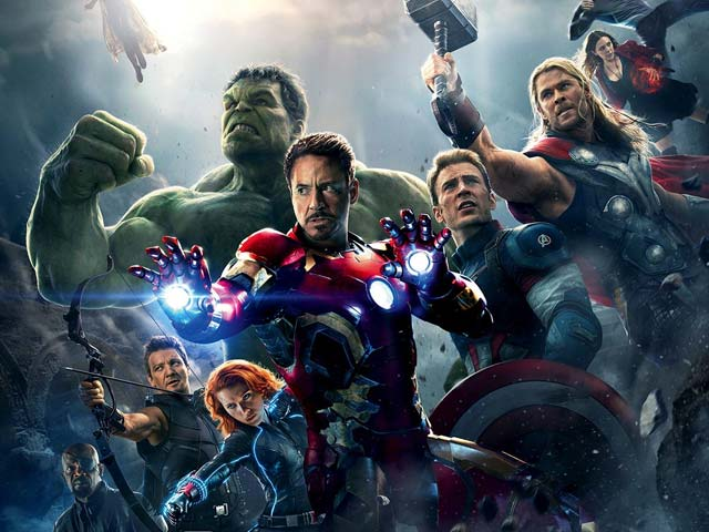 Watch Avengers: Age of Ultron (2015) Full Movie online
