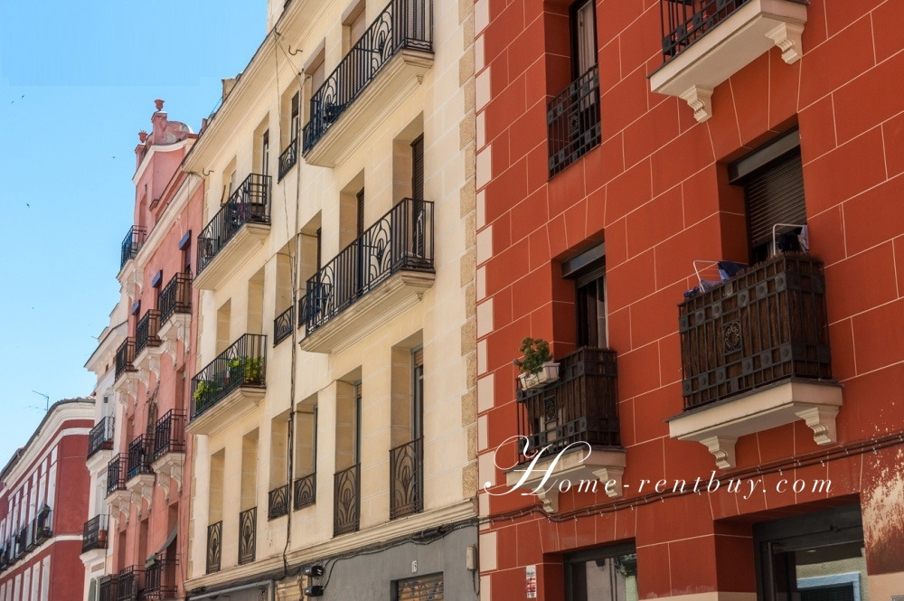 Испания недвижимость в мадриде