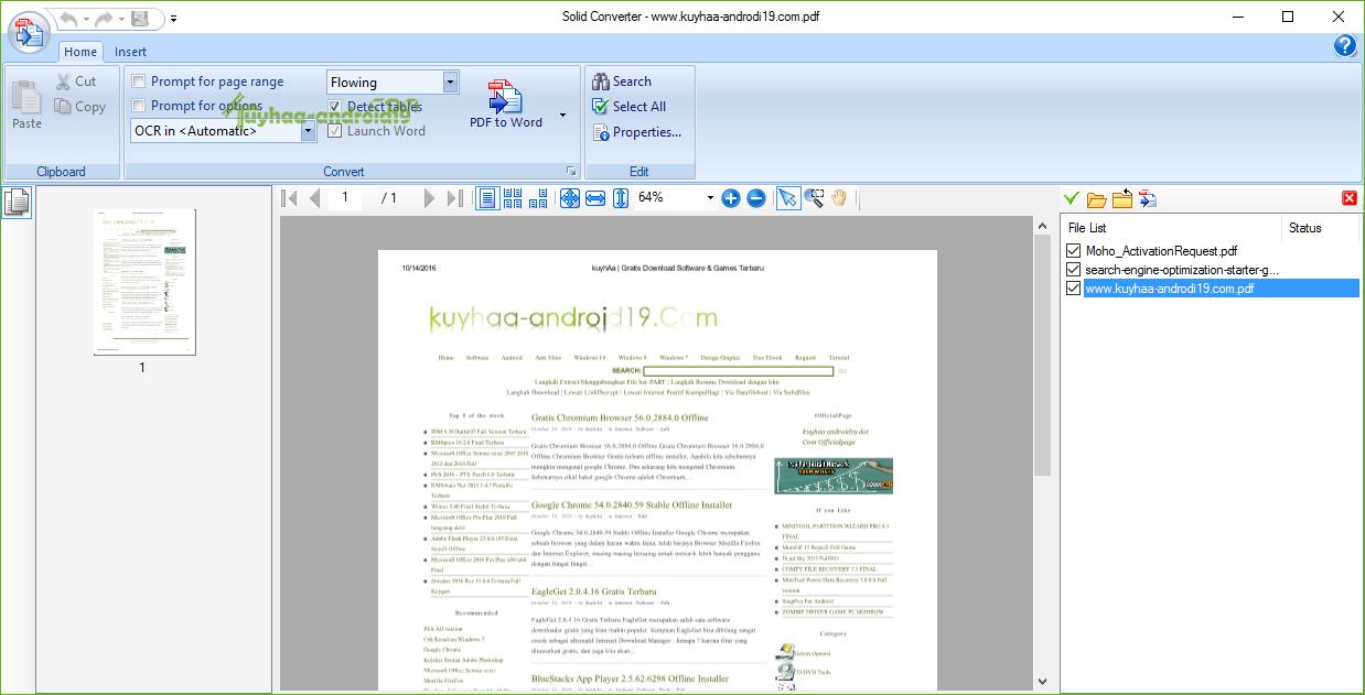 PDF Reader - Free PDF Editor Software Downloads