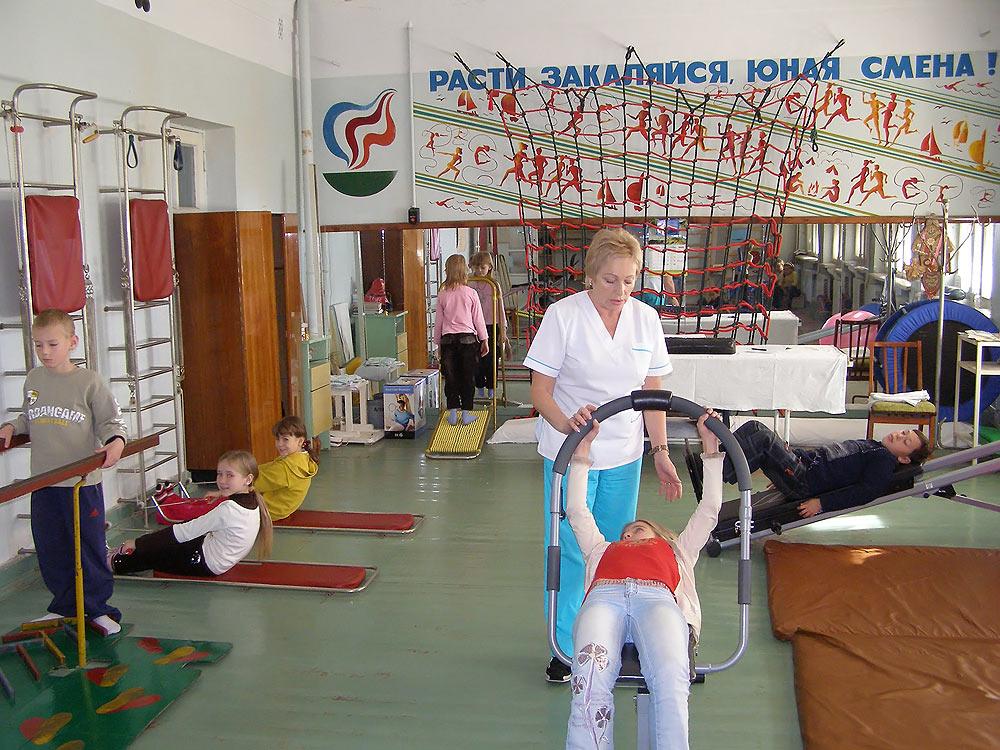 Психоневрологические санатории для детей с родителями