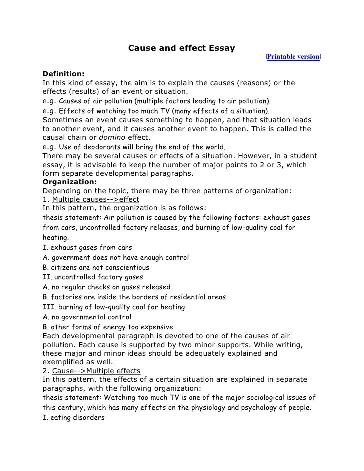 resume cv cover letter cause and effect topics for an essay how best cause and effect essays