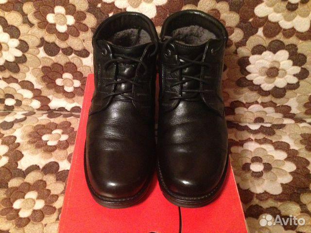 Польскую мужскую зимнюю обувь