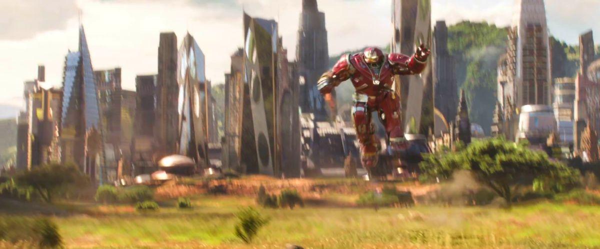 Avengers: Infinity War - Official Final Trailer #2 Music