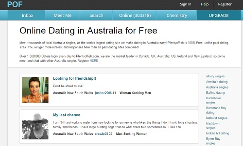 Best dating site australia 2018