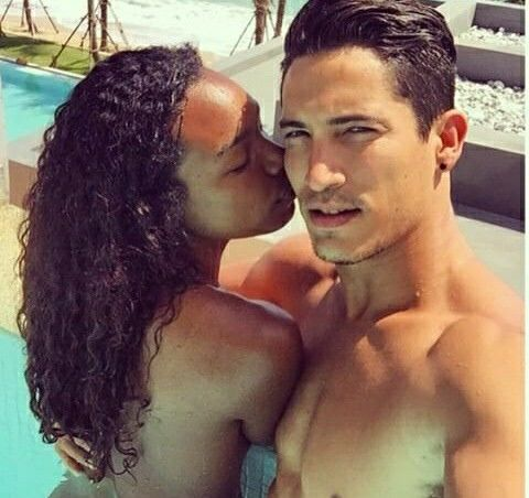 Mexican white interracial dating