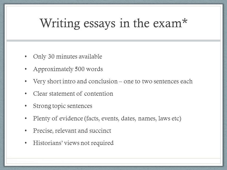 Write my music essay