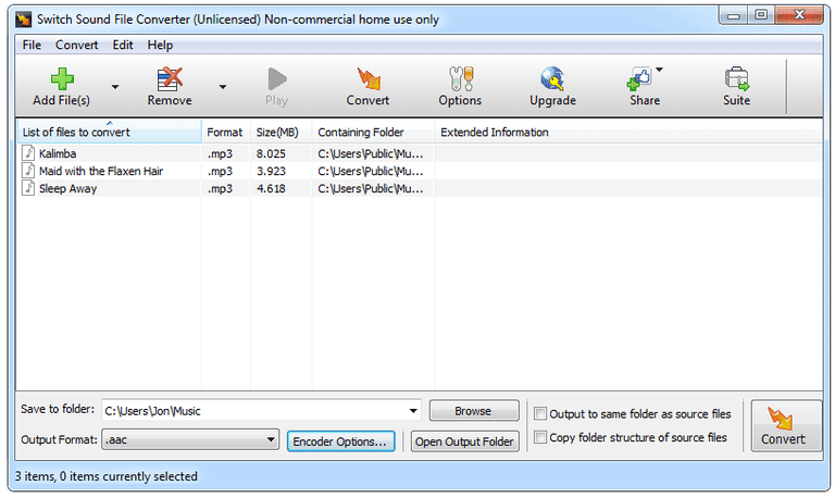Free Video Converter: best software for converting