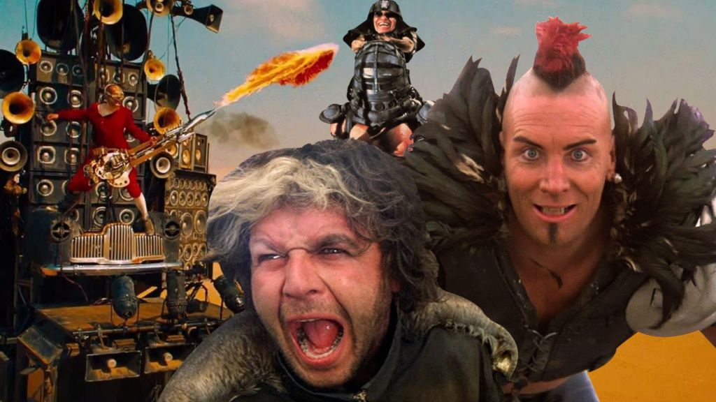 Watch Mad Max: Fury Road (2015) Telugu Dubbed online