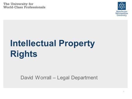 Write my intellectual property dissertations