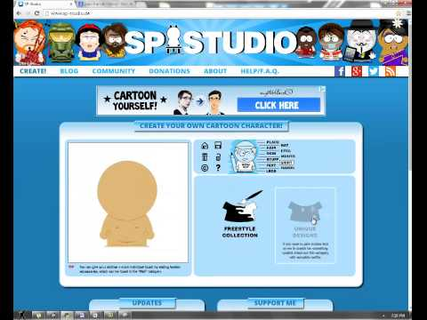 Make Your Free Cartoon Online - Avatar Maker - Create Free