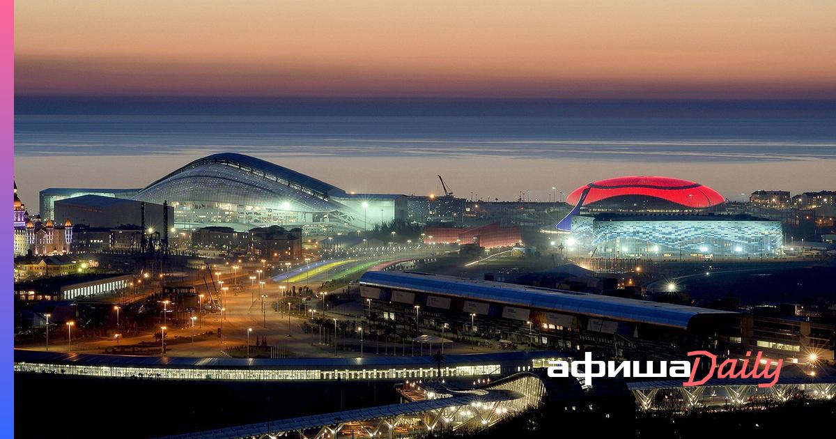 Аквапарк в горах, стадионы и рестораны: 15 вещей, которые нужно сделать в Сочи