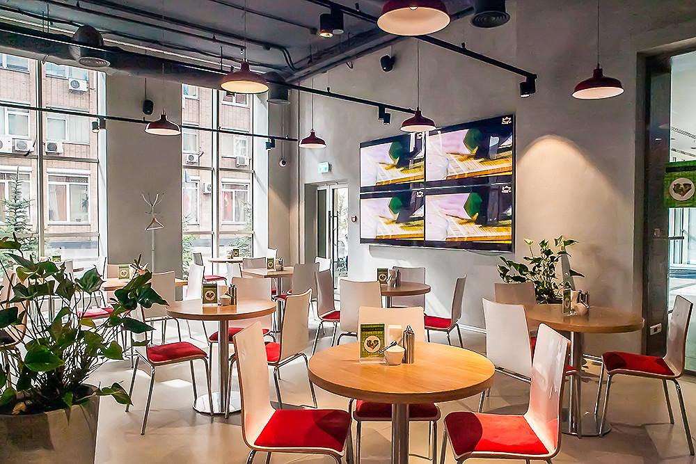 Ресторан Media Café - фотография 16