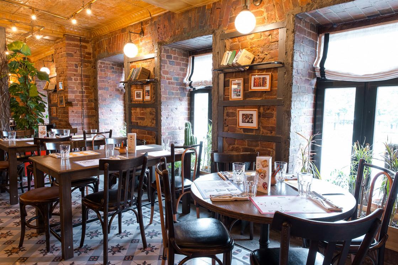 Ресторан Пряности & Радости - фотография 2