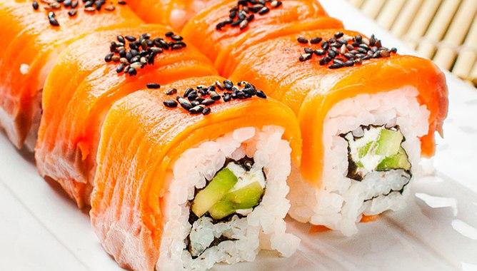 Ресторан Континент-суши - фотография 3