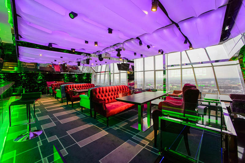 Ресторан Extra Lounge - фотография 12