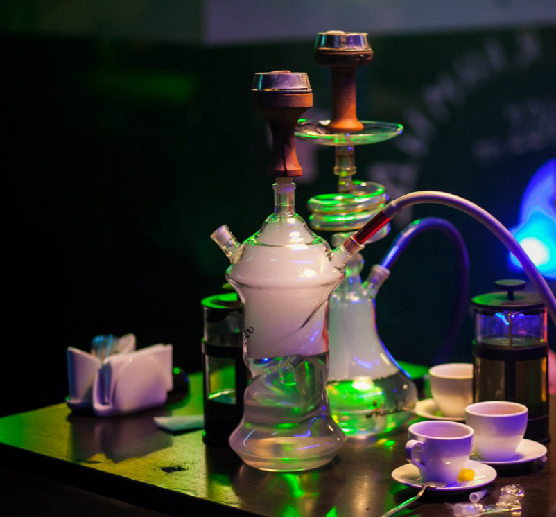 Ресторан Smoke Lab Purple - фотография 9