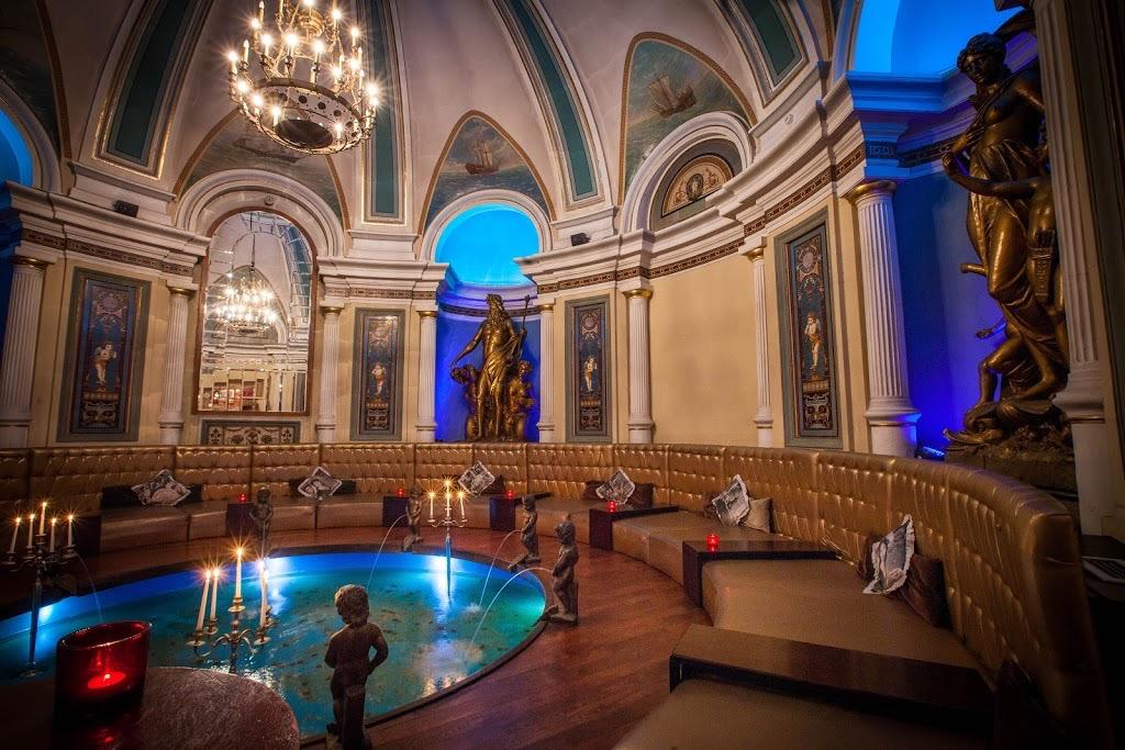 Ресторан Серебряный век - фотография 2 - Кальянный зал.