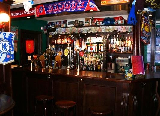 Ресторан Old Dogs Irish Bar - фотография 1