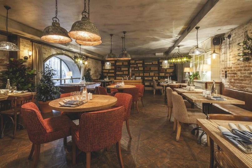 Ресторан Место время  - фотография 7