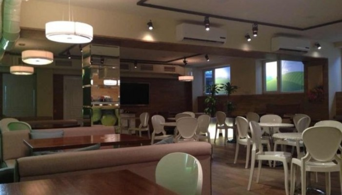 Ресторан Time & Glass - фотография 1